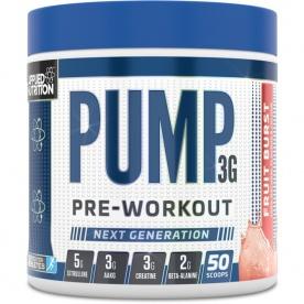Applied Nutrition Pump 3G 375g + funnel dávkovač ZDARMA