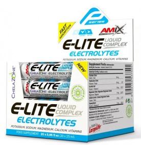 Amix E-lite Electrolytes PROŠLÉ DMT