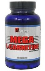 Mega Pro Mega L-Carnitine 60 kapslí