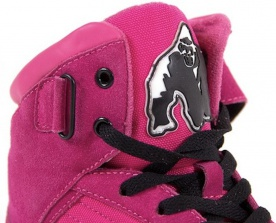 Gorilla Wear obuv High Tops Pink