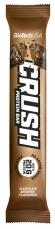 BiotechUSA Crush protein bar 64g - čokoláda/brownie PROŠLÉ DMT