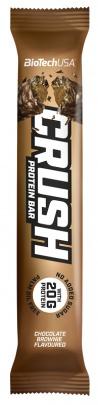 BiotechUSA Crush protein bar 64g VÝPRODEJ