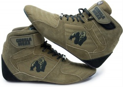 Gorilla Wear obuv Perry High Tops Army green