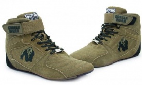 Gorilla Wear obuv Perry High Tops Army green