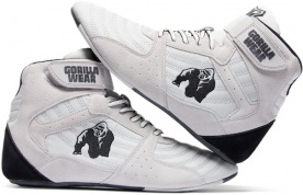 Gorilla Wear obuv Perry High Tops White