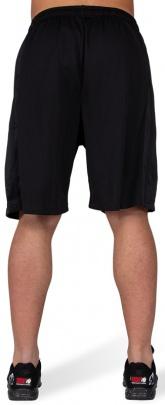 Gorilla Wear Pánské šortky Athlete oversized shorts black