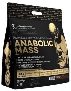 Kevin Levrone Anabolic Mass 7000 g + Kevin Levrone Series Smart Šejkr 500 ml se zásobníky ZDARMA