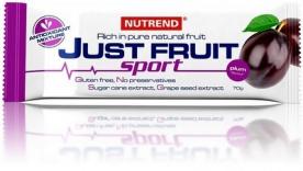 Nutrend Just Fruit Sport 70 g - meruňka PROŠLÉ DMT
