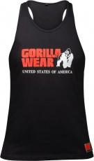 Gorilla Wear Pánské tílko Classic Tank Top Black