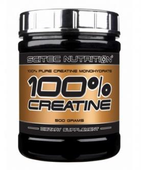 Scitec 100% Creatine Monohydrate 500 g