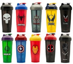 Perfect Shaker Hero Series Marvel 800ml