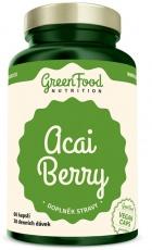 Green Food Acai Berry 60 kapslí
