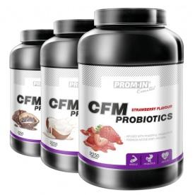 Prom-in CFM Probiotics 2250g - kokos VÝPRODEJ (POŠK. OBAL)