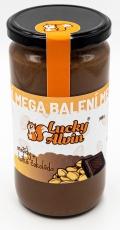 Lucky Alvin Arašídový krém mega balení s hořkou čokoládou 750 g