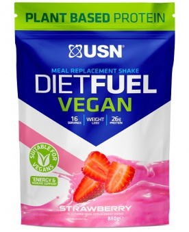 USN Diet Fuel Vegan 880 g