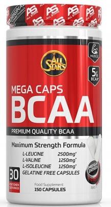 All Stars Mega BCAA 150 kapslí