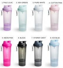 Smartshake Slim Shaker 400 ml + 100 ml