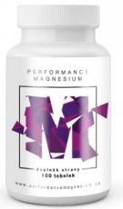 BrainMax Performance Magnesium 1000 mg (Hořčík+Vitamin B6) 100 kapslí