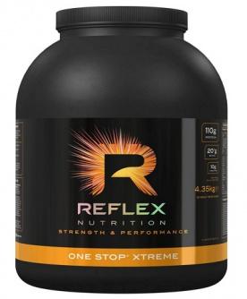 Reflex One Stop Xtreme 4350 g + Nexgen PRO Digestive Enzymes 120 kapslí ZDARMA