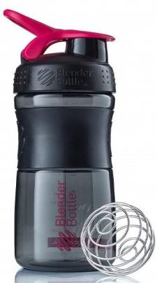 Blender Bottle Sportmixer Black 500 ml