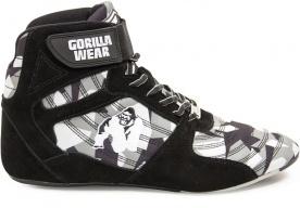 Gorilla Wear obuv Perry High Tops Black/Gray