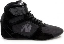 Gorilla Wear obuv Perry High Tops Black/Black