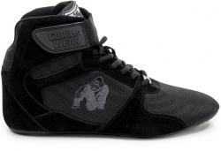 Gorilla Wear Pánská obuv Perry High Tops Black/Black