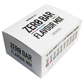 BiotechUSA Zero Bar Flavour Mix 10x 50 g