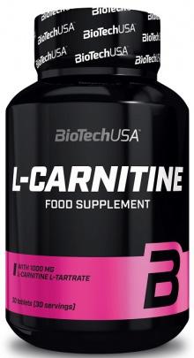 BioTechUSA L-Carnitine 1000mg 30 tablet