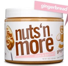Nuts 'N More Arašídové máslo s proteinem 454 g