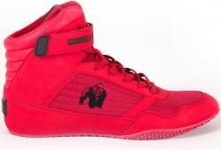 Gorilla Wear Pánská obuv High Tops Red