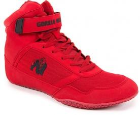 Gorilla Wear obuv High Tops Red