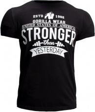 Gorilla Wear Pánské tričko Hobbs T-shirt Black