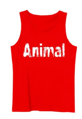 Universal Animal pánské tílko červené