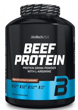 BiotechUSA Beef Protein 1816 g