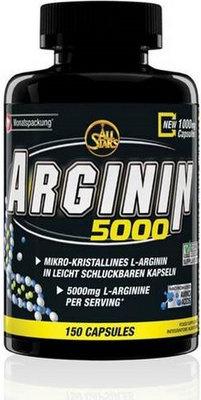 All Stars Arginine 5000 150 kapslí