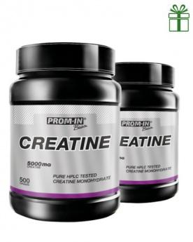 Prom-in Creatine HPLC 500 g 1+1 za zvýhodněnou cenu