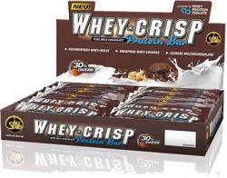 All Stars Whey-Crisp Protein Bar 50 g - bílá čoko/ cookie crunch PROŠLÉ DMT