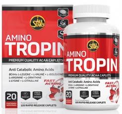All Stars Aminotropin 120 kapslí