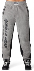 Gorilla Wear Pánské tepláky Augustine Old School Pants Grey