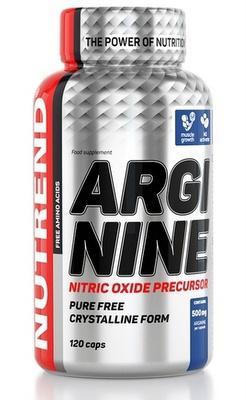 Nutrend Arginine 120 kapslí PROŠLÉ DMT