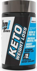 BPI Sports Keto Weight Loss 75 kapslí