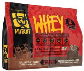 Mutant Whey Double Chamber 1800g