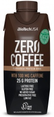 BiotechUSA Zero Coffee 330 ml - caffe latte