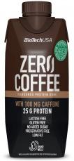 BiotechUSA Zero Coffee 330 ml - caffe latte VÝPRODEJ
