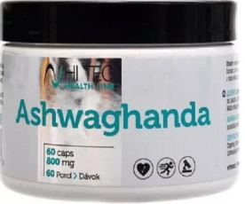 Hitec Nutrition Ashwaganda 60 kapslí