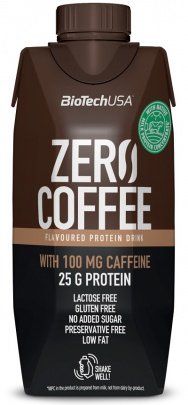 BiotechUSA Zero Coffee 330 ml