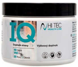 Hitec Nutrition IQ 60 kapslí