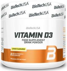 BiotechUSA Vitamin D3 150 g