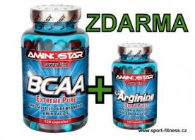 BCAA Extreme Pure + L-Arginine ZDARMA